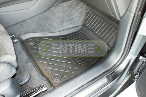 Design-3D-TPE-Gummifußmatten für Audi A4 Sport B9 8W2 Limousine Stufenheck 4-t5E