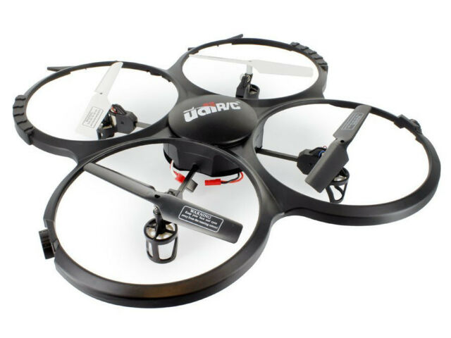 Udi U818AHD Discovery Drone Electric 6-Axis Quadcopter with HD Camera RRP £74.99