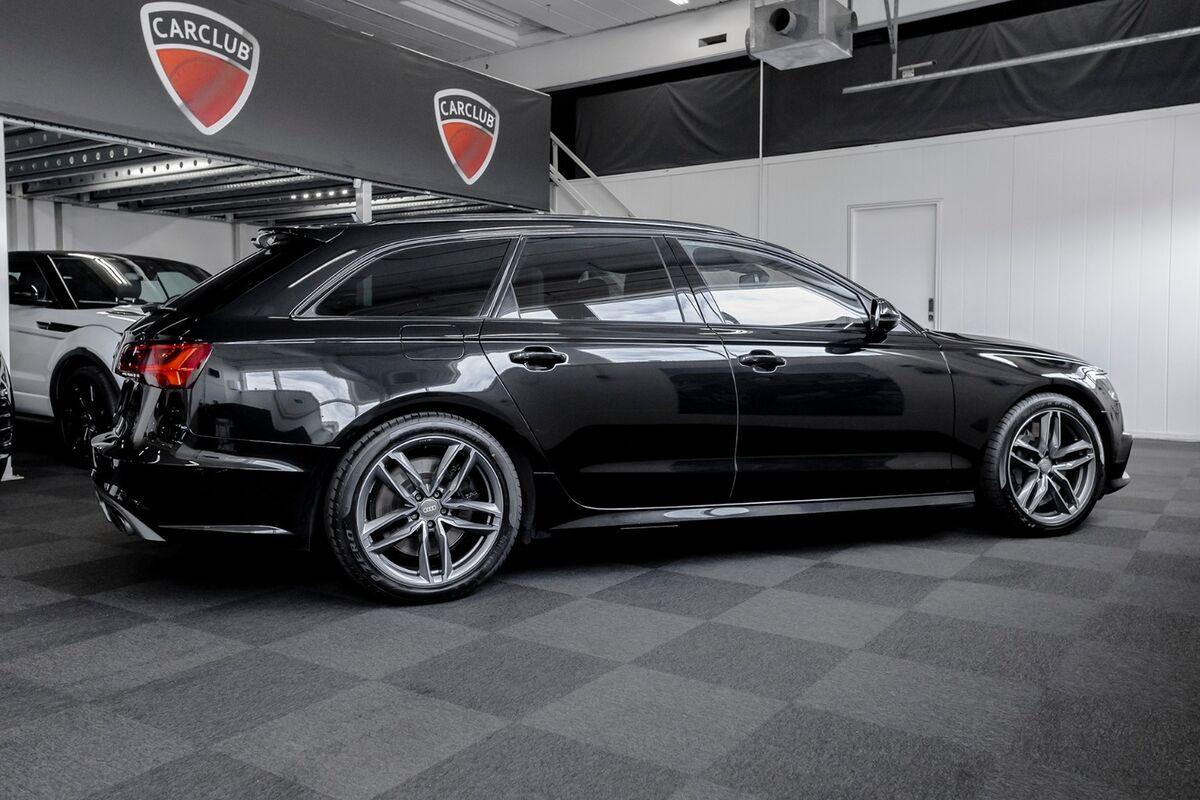 Audi S6 TFSi Avant quattro S-tr.