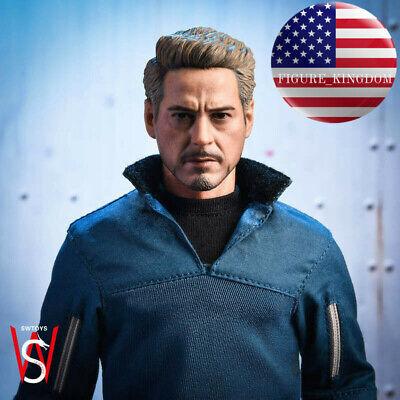 """1//6 Nano Combat Jacket Suit for Iron Man Tony Stark hot toys 12/"""" ❶USA IN STOCK❶"""