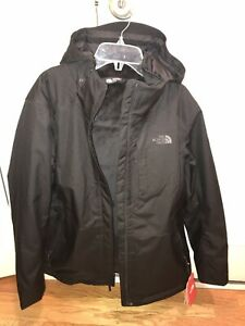 NEW With Tag The North Face Women's Inlux Insulated Jacket ...