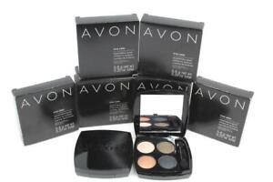 AVON-True-Color-Quad-Eye-Shadow-Compact-NEW-old-Stock-Pick-YOUR-Color