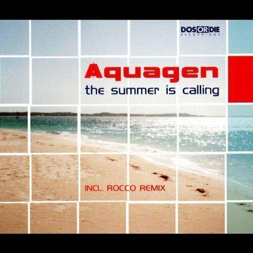 Aquagen Summer is calling (2002) [Maxi-CD]