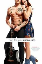 Sea Breeze: Bad for You by Abbi Glines (2015, Hardcover)