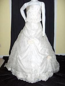 sigillo di garanzia kleinfeld wedding gown 2 piece hoops