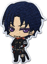 Seraph of the End Guren Iron on collectible anime patch new sealed