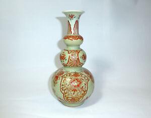 Celadon Vase China Um 1800 100% Original Asiatika: China Antiquitäten & Kunst