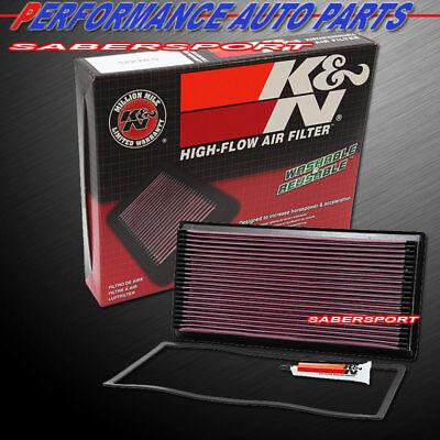 33-2062-1 K/&N Panel Air Filter