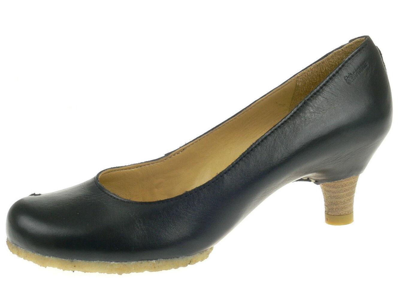 Clarks Damenschuh Pumps AIRLIE REEF 20343067 schwarz schwarz Echtleder SALE neu