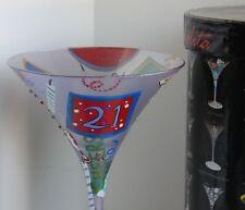 Lolita Love my Martini Glass 21 Birthday Special Drink Recipe Bottom