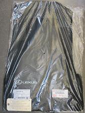 LEXUS OEM FACTORY FLOOR MAT SET 2006-2013 IS250  2006-2013 IS350 2WD (BLACK)