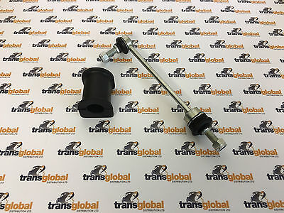 RBM22 RBX69 Land Rover Discovery 2 TD5 V8 Front Anti Roll Bar Drop Link /& Bush