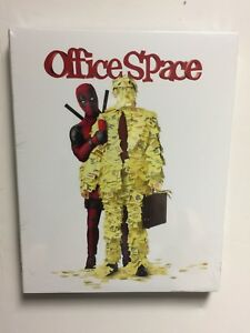 office space cover. Image Is Loading Office-Space-Blu-ray-2018-NEW-w-Deadpool- Office Space Cover