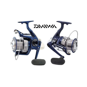 ANGEBOT Two Reels Daiwa Emacast Plus 5500a und 4500 10bb ABS Casting