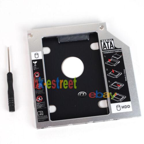 2nd Hard Drive HD SSD Caddy for Lenovo IdeaPad 100 100-15IBD UJ8HC DA8A6SH GUE0N