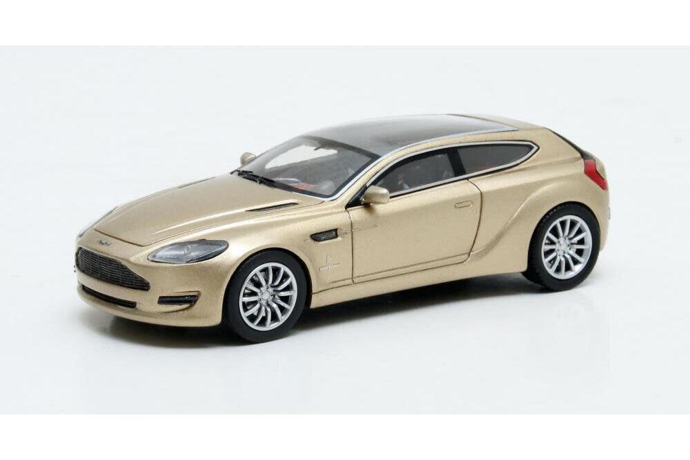 Scale model car 1 43 ASTON MARTIN Jet Bertone 2 Concept 2013 Metallic gold