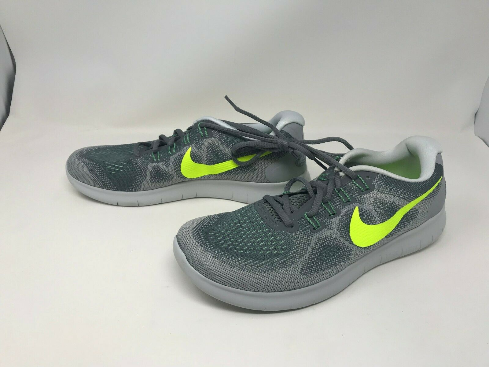 Mens nike (88039-004)  Free RN 2017 Running shoes (23T)