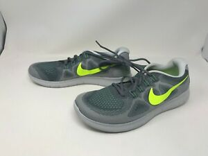 Details about Mens nike (880839 004) Free RN 2017 Running Shoes (23T)