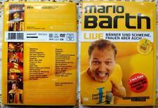 DVD - Mario Barth - 3-Fach Platin - 2005 - Neuwertig