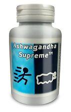 Ashwaganda Supreme 90 Capsules 500mg (Withania somnifera) by Supreme Nutrition