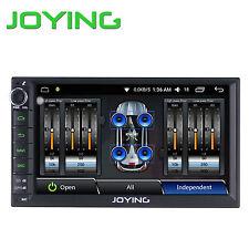 Bluetooth MP3 MP4 Player Digital Amplifier Android System Car Radio Quad Core FM