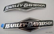 HD Harley-Davidson Tank letreros tankembleme Tank emblemas * 62299-06 + 62300-06 *
