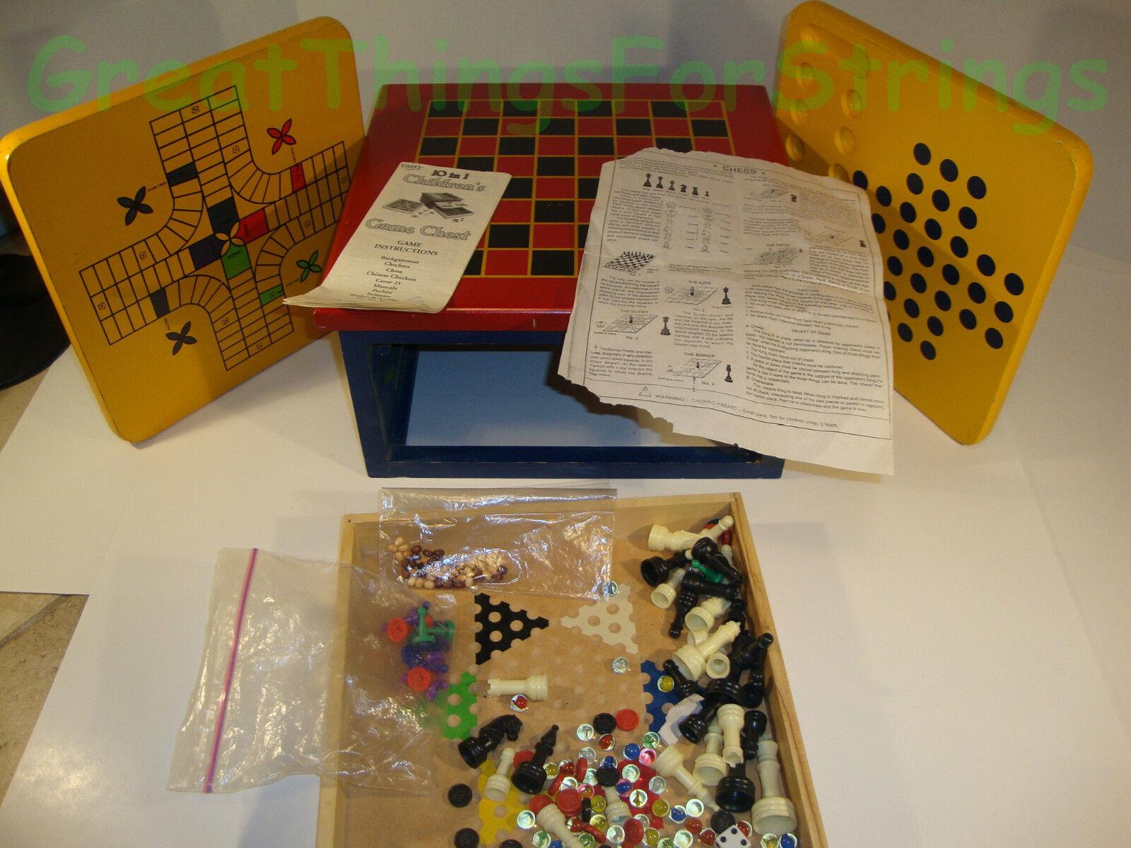 Fundex 10 1   familie spiel brust rote und blaue spiele schach - kinder