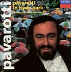 Pavarotti in Hyde Park (CD, Apr-1992, London)