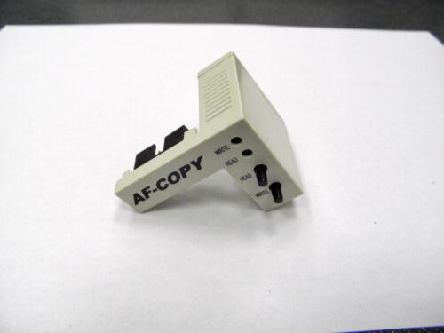 Array AF-COPY  copy program from FAB Logic Controller