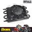 thumbnail 1 - Derale Dyno-Cool 6 Pass Remote Mount Cooler w/ Fan 11/32 Barb - DP12740