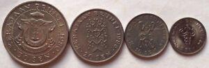 Brunei-2nd-Series-set-coins-4-pcs-50-sen-20-sen-10-sen-amp-5-sen