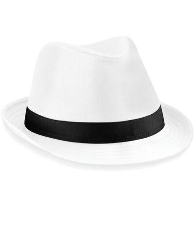 Beechfield Fedora Hat B630