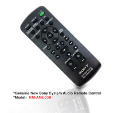 GENUINE Sony System Audio Remote Control RM-AMU098