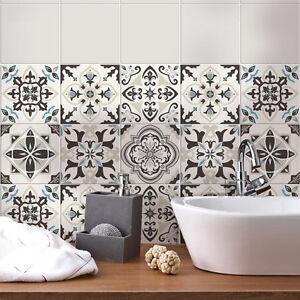 Ps00022 adesivi murali in pvc per piastrelle per bagno e for Adesivi per mattonelle da cucina