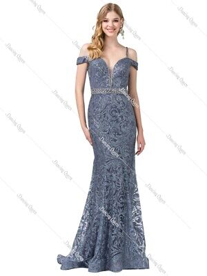 Dancing Queen 2772 Evening Dress Prom Dress Bridesmaid