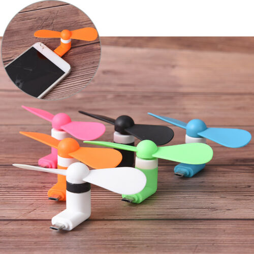 1pc summer Phone Cooling Fan Mini Portable Mobile Phone Cooling Fan Very Mute HI