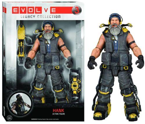 évoluer Hank figurine # SDEC 15-355 Funko Legacy Action Figure