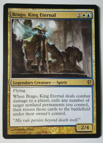 Magic//mtg Rare Brago King Eternal Conspiracy