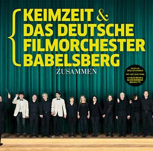 Keimzeit-und-Deutsches-Filmorchester-Babelsberg-Zusammen-CD-Das-Original