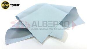 TONAR-Micro-Fiber-Cleaning-Cloth-for-CD-DVD-VINYL-4401-The-Best-Solution
