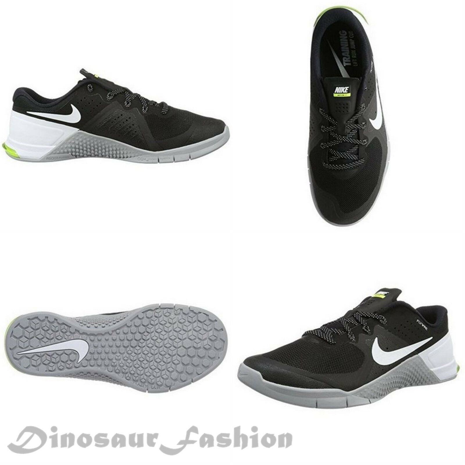 NIKE METCON 2 <819899-001) Training Shoes  New with box,NO LID