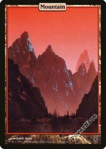 Invasion SAME ART Mountain MP-NM 20 Basic Land #346 Magic MTG FTG