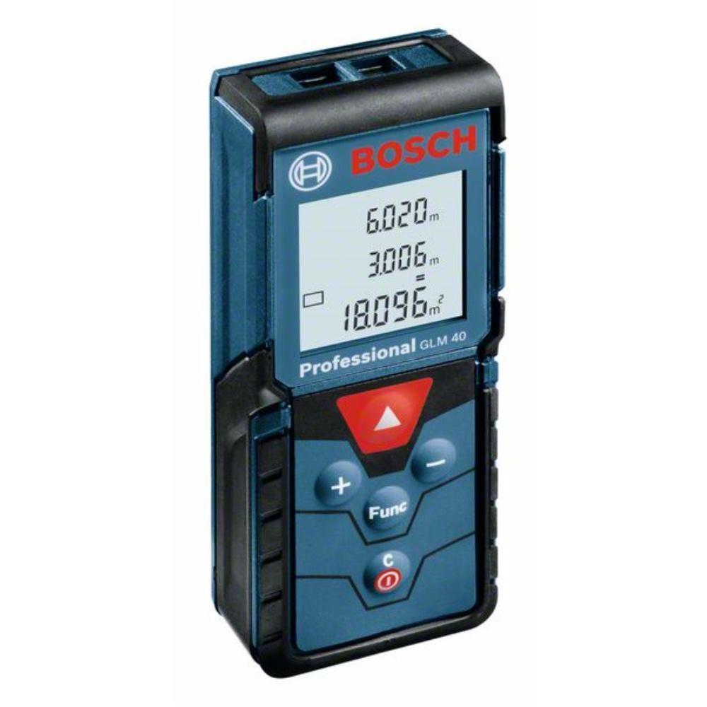 BOSCH 40 Meter Laser-Entfernungsmesser GLM 40