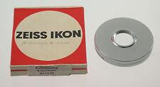 ZEISS IKON Contarex Luminar Adapter Photar Lupen-Objektiv loupe lens macro micro