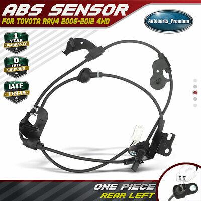 Rear Left GoSens 024c ABS Wheel Speed Sensor for Toyot RAV4 2006-2013 OE#89546-42040