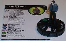 CALCULATOR #029 The Joker's Wild DC HeroClix