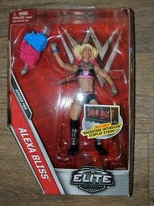 WWE Alexa Bliss Elite Action Figure Series 53