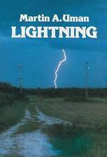 Lightning (Dover Books on Physics) Uman, Martin A., Physics Paperback