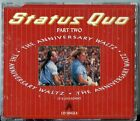 Status Quo cd-single ANNIVERSARY WALTZ - part 2 © 1990 NEW SEALED / NEU OVP