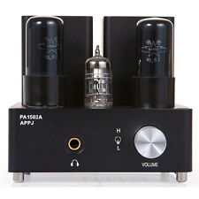 APPJ PA1502A 6N4+6P6PX2 Tube Headphone Amplifier